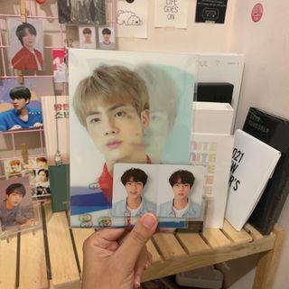 [BUNDLE] PC Jin Tear R (Jin Dilan) + Jin Lenticular SG 2020