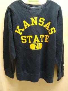 CHAMPION Kansas State 21 Sweatshirt