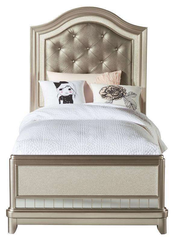 Diva twin bed