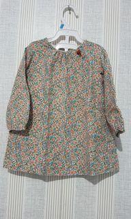 Dress zara baby vintage