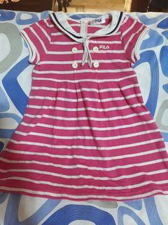 Fila sailor dress
