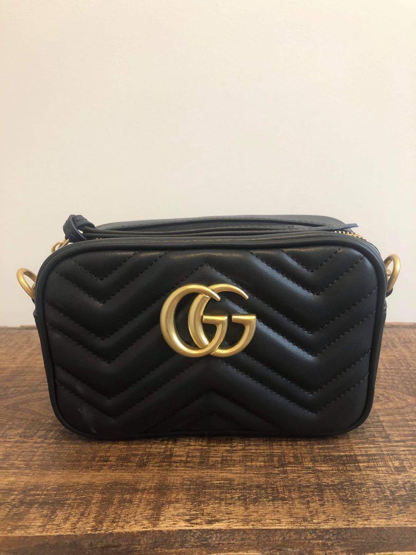 GG Crossbody Disco Bag