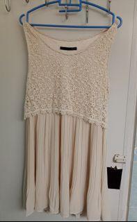 Heather Kawaii Plisket Dress / Outer