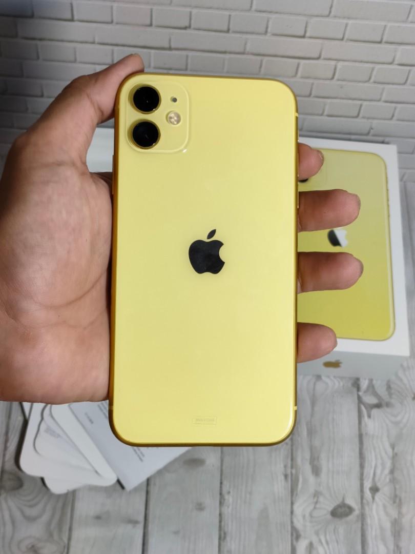 Iphone 11 256gb ibox garansi on