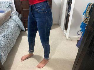 Garage Jeans / denim jeggings