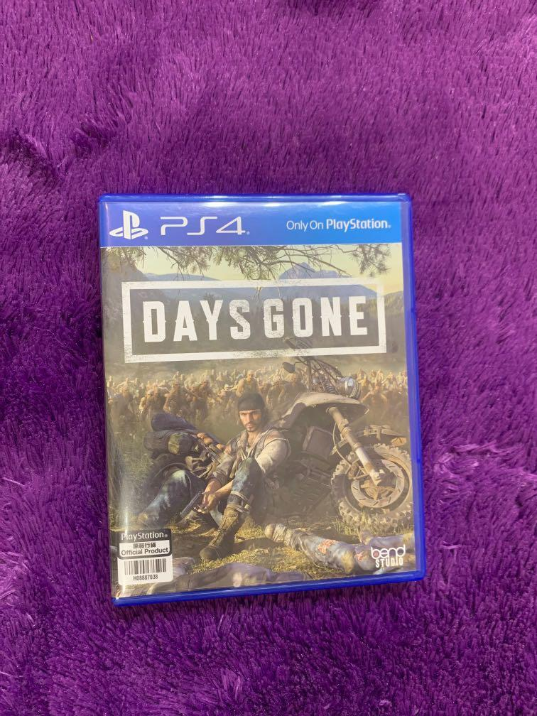 Kaset PS 4 - DAYS GONE