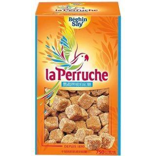 La Perruche 鸚鵡琥珀紅糖 750gr