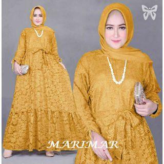 Marimar Maxi Dress