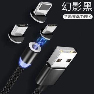 磁吸充電線(micro)