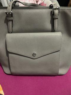 MK Gray Bag