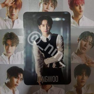 NCT 127 - LOVEHOLIC Jungwoo B1 Photocard