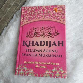 (NEW) Buku KHADIJAH
