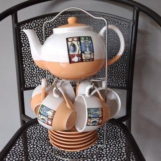 (NEW) Tea set