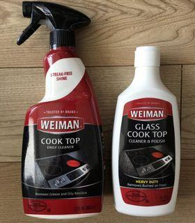 New Weiman Cook Top Cleaners $10 for 2