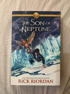 Percy Jackson: The Son of Neptune