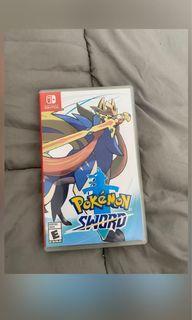 Pokemon Nintendo switch pokemon sword
