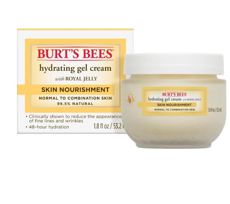 Skin Nourishment Hydrating Gel Cream by Burt's Bees for Women