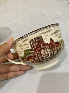 Tea set Jhonson Bros