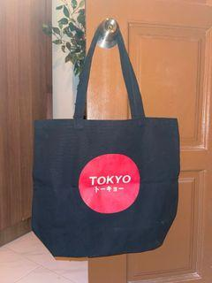 Tote Bag Tokyo Authentic