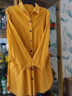 tunic mustard