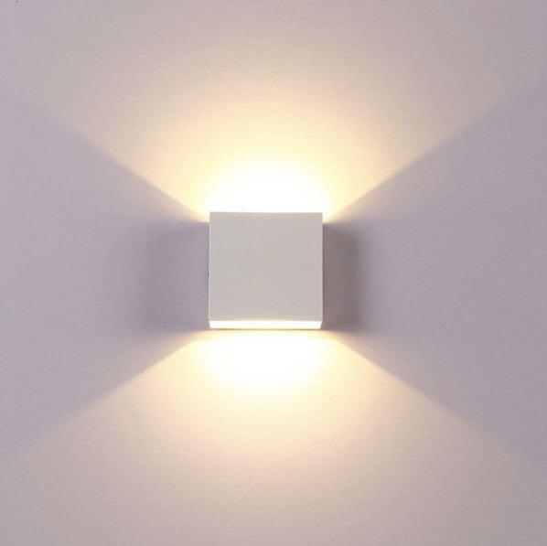 Uonlytech Square LED Wall Lamp