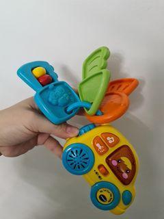 vtech musical car toy
