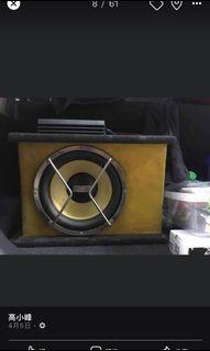 12吋重低音喇叭 低音砲