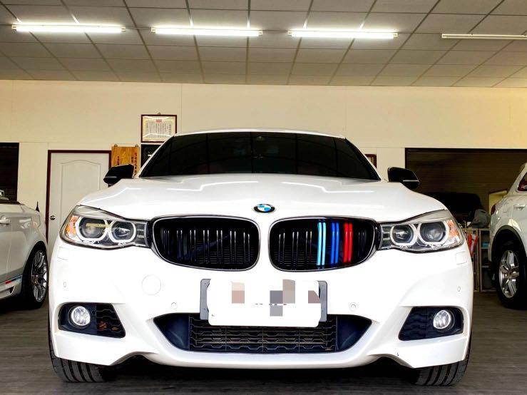 #328i #GT 2014年BMW-滿配