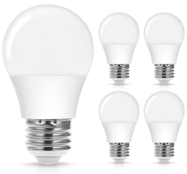 4W Dimmable JandCase LED Bulbs