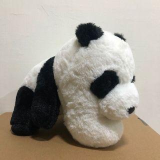 厚斗熊貓玩偶