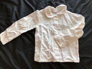 安妮公主專櫃童裝春夏款 嬰兒 幼兒 兒童薄棉上衣襯衫