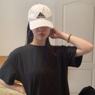 adidas棒球帽(白)
