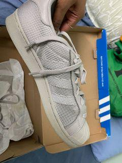 Adidas all star shoes grey