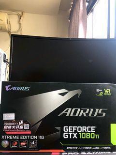 AORUS GTX1080TI