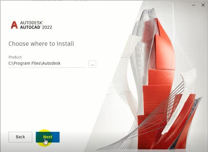 Autodesk Autocad 2022 1 Year Windows Software License