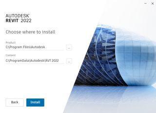 Autodesk Revit 2022 1 Year Windows Software License