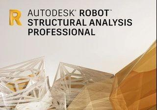 Autodesk Robot Structural Analysis Professional 2020 1 Year Windows Software License CD Key