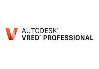 Autodesk VRED Professional 2022 1 Year Windows Software License