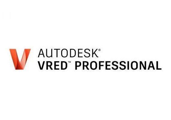 Autodesk VRED Professional 2021 1 Year Windows Software License CD Key