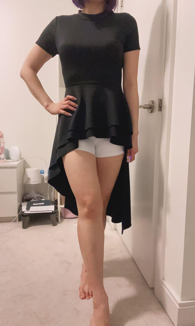 Black Top Size S
