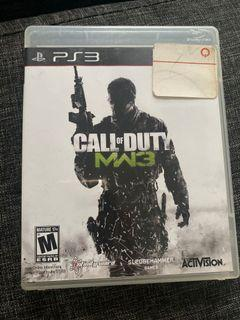 Call of Duty PlayStation 3