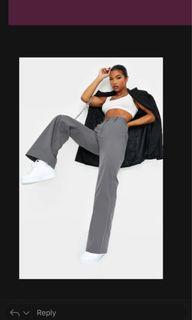 NWT - Charcoal PLT Pants