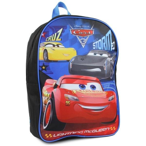 Disney Cars Lightning McQueen Backpack