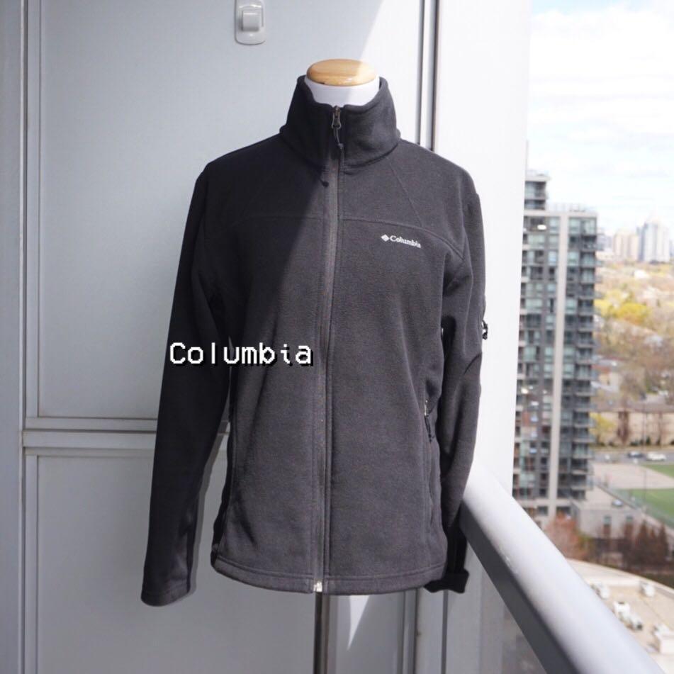 EUC🌿 Columbia Fleece Full Zip Jacket Size M