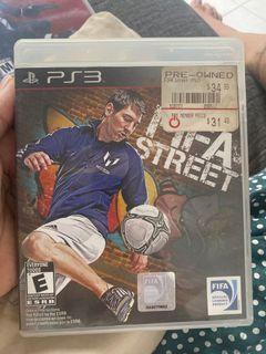 Fifa Street PlayStation 3 Games
