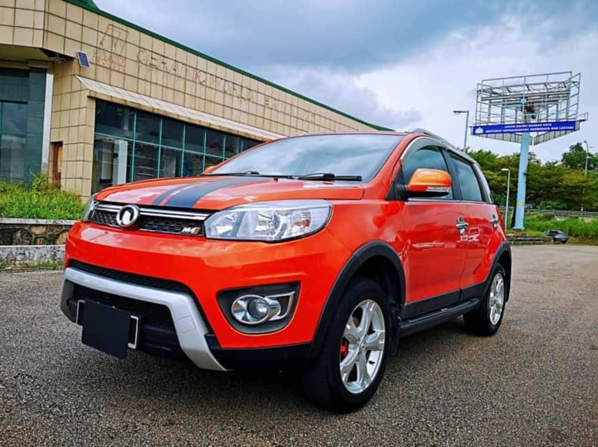 GREAT WALL HAVAL M4 1.5AT 2016TH