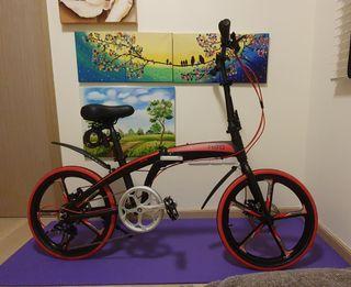 Hito X4(Sports Edition) 20 inch foldable bike