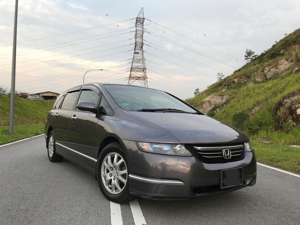 Honda Odyssey Auto (RB1)(MFG 2005) (REG 2010) - CBU Japan M-Line