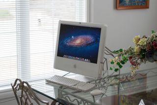 "iMac 20"" Late-2006 256GB SSD"