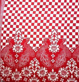 Iwan Tirta kain batik tulis Pekalongan